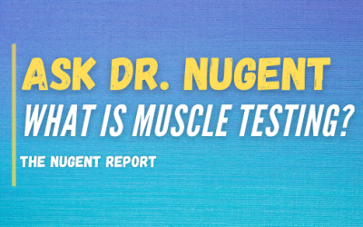 What is Muscle Testing?